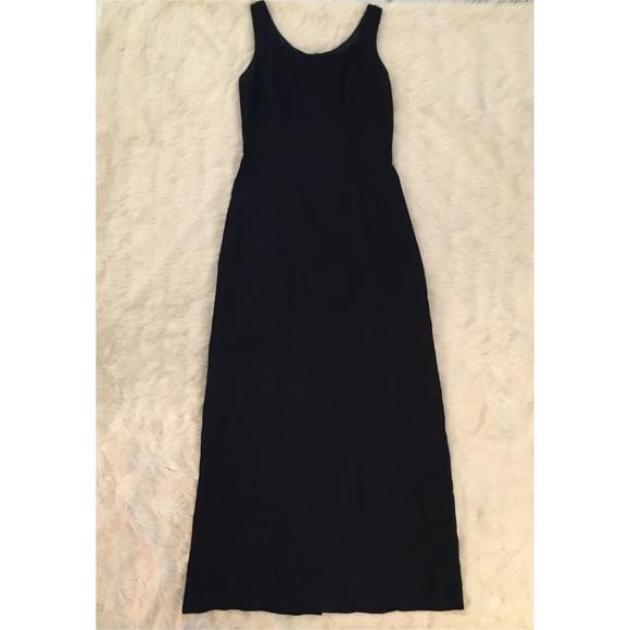 Dresses Long Sleeveless Black Choir Dress Poshmark