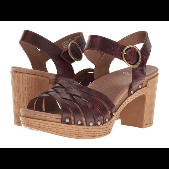 1b6ce84154b9 Dansko Shoes - Dansko Women s Dawson Ankle Strap Sandal (Ruby)
