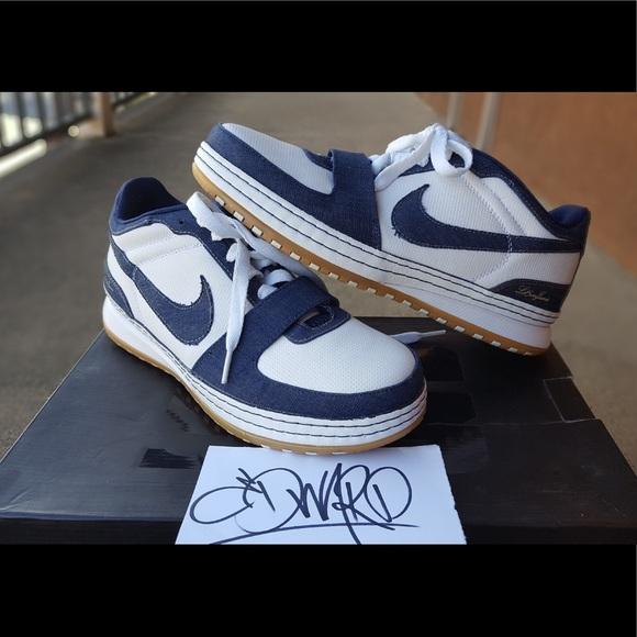 794e7108c43 Nike Lebron 6 Low Denim Size 9. M 59cdfc035a49d039fd00024b