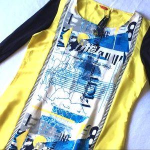 Dresses & Skirts - Nautical Print Tunic Dress