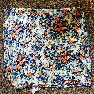 Lucky Brand Gorgeous Floral Scarf