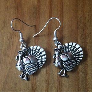 Jewelry - NWOT Tom Turkey Earrings