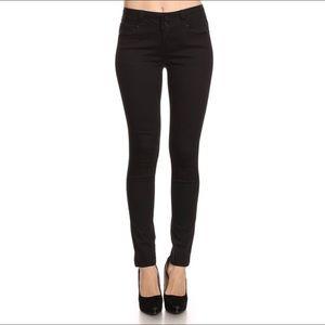 Denim - Black Skinny Jeans - Juniors