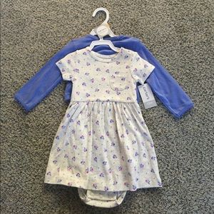 Hanna Andersson Girls Dress & Cartwheel Shorts Dresses Both Size 120 Kids' Clothing, Shoes & Accs