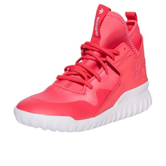 Le adidas tubulare x joy scarpe rosa poshmark