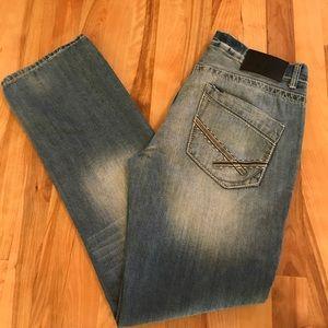 CJ Black jeans.
