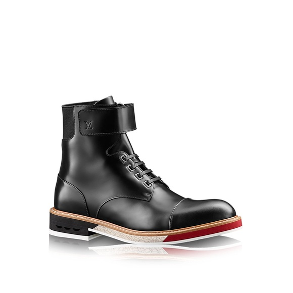 fbad61c50960 Louis Vuitton Other - Louis Vuitton Sword Ankle Boot
