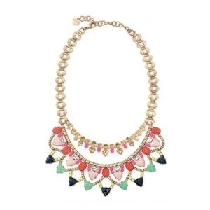 Stella & Dot Fanella Necklace