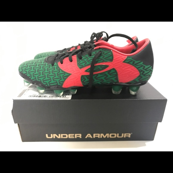 5f0e03b717 Under Armour Clutchfit Force 2.0 FG Soccer Cleats NWT