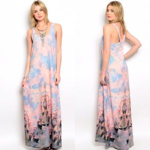 Dresses & Skirts - 🆕 Venusian Maxi Dress