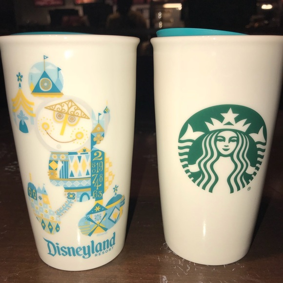 "Disney2017""it's Small World"" A Mug Starbucks kTlwOZXiuP"