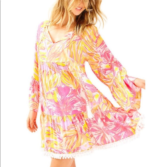 20a905840956 Lilly Pulitzer - Amisa Tunic Dress NWT- S
