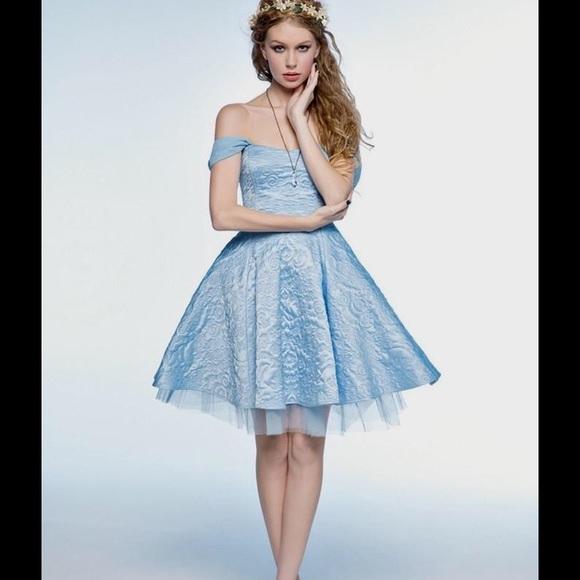 Gorgeous Cinderella Halloween Costume Dress