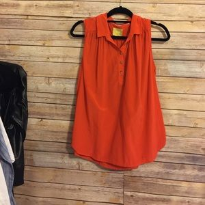 Maeve Anthropologie size M muscle tee