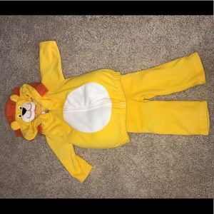 Carter's Lion Halloween Costume Size 12 months