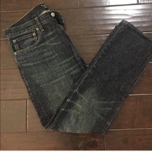 J.Grew 484 slim fit men jeans 32x30