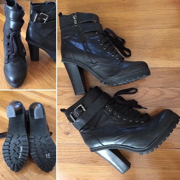 45fa2e51132 Kelsi Dagger Shoes - Kelsi Dagger Black Booties size 8