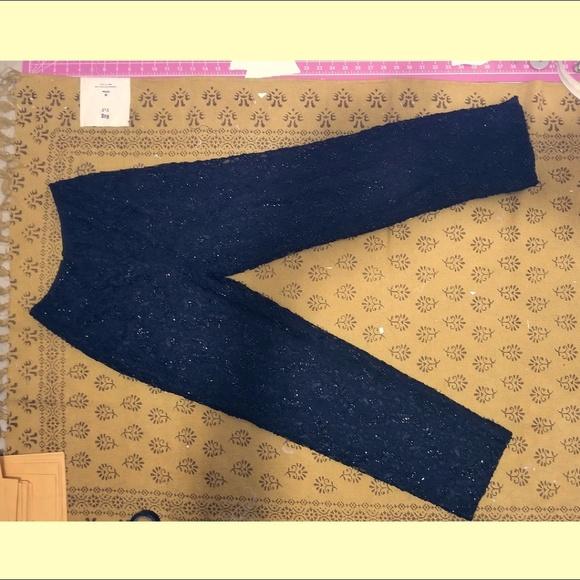 🔥 Final Price🔥🔥 Black Beaded Chetta B Pants