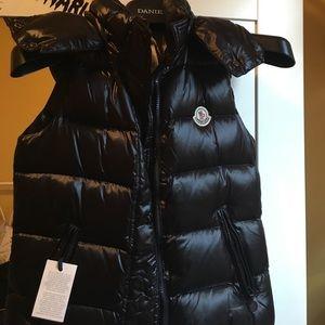 Moncler vest jacket