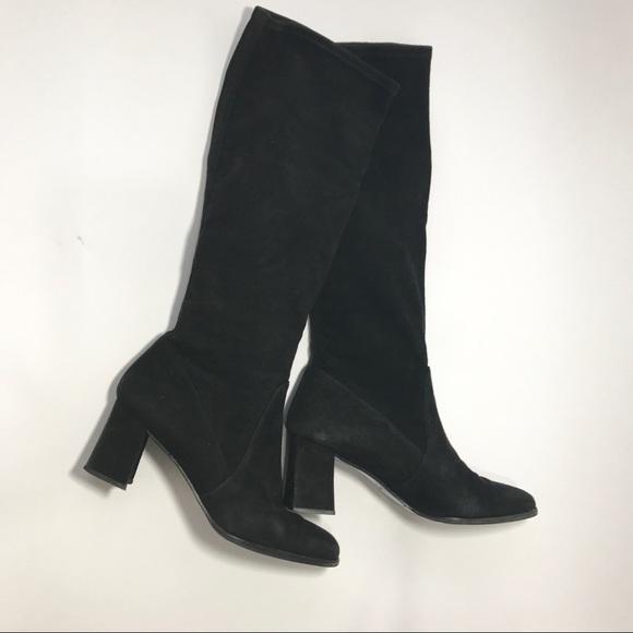 2e8ae929881 Vintage Stuart Weitzman Sock Boots. M 59ce74ab620ff73486011313