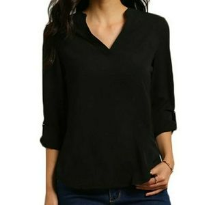 BASIC COLLECTION TOP BLACK