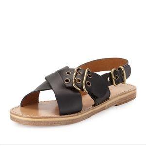 Isabel Marant Jaden sandal sz 11