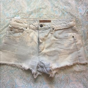 JOES jeans cut off shorts size 26
