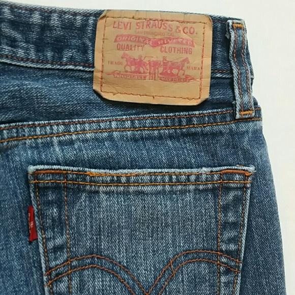 Levis 58 Superlow Bootcut Jeans