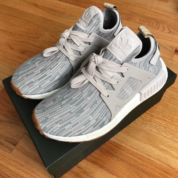 half off e465d 4e185 NIB Adidas NMD XR1 Ice Purple Sneakers NWT