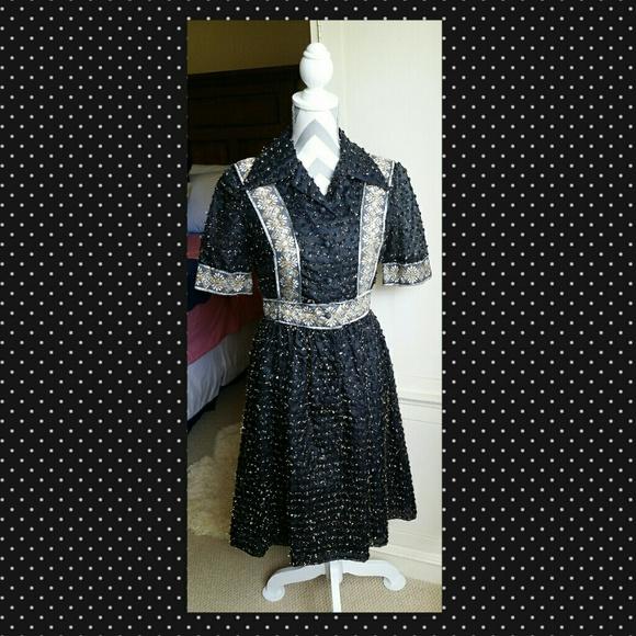 Vintage Oscar Party Dresses
