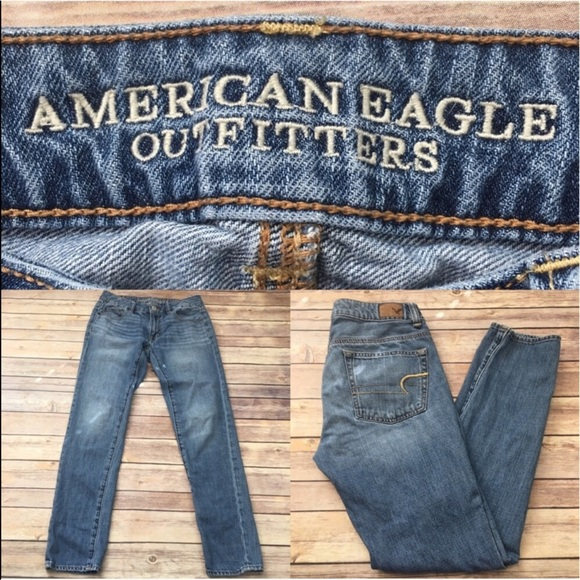 74% off American Eagle Outfitters Denim - 🎀Sz 0 American Eagle ...
