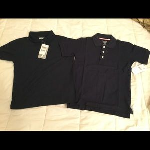 Other - Navy polo school uniform