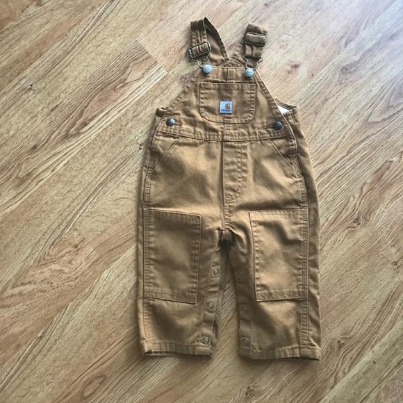 a3adaf18ac0ef Carhartt Other - Infant Carhartt bib overalls