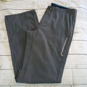Columbia Omni-Shield Gray Pants 12/44