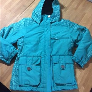 Other - Five fifty five Snow jacket turquoise 10 kids