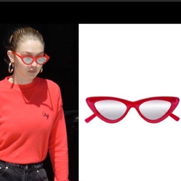 Le Specs x Adam Selman The Last Lolita Sunglasses 5c58562858aad