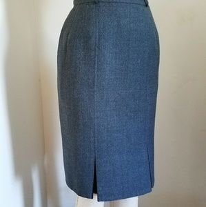 Andre Laug 1960S Pencil skirt, Couture sewn