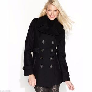 Miss Sixty pea coat. XS