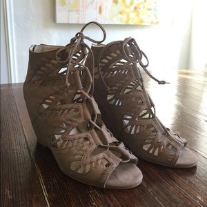 Dolce Vita shandy wedges