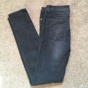 Denim - XXI Black Denim Jeans