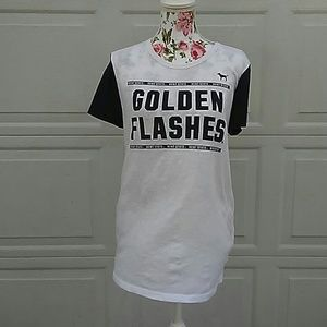 VS PINK Kent state Golden Flashes shirt!
