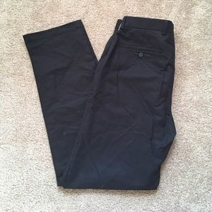 Other - Joseph Abboud Black Slacks