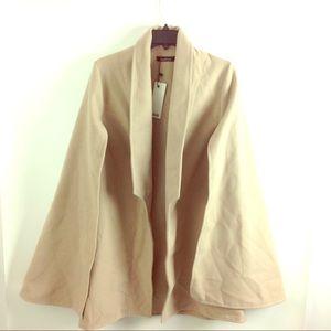 Boohoo Women's Winter Jacket lagenlook Boho Chic M