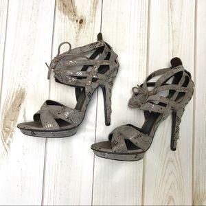 Elizebeth and  James . High heels • size 6 1/2