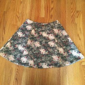 Disney Lauren Conrad Small A-Line Skirt