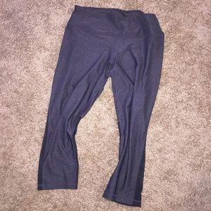 Zella athletic Capri pants sz xl