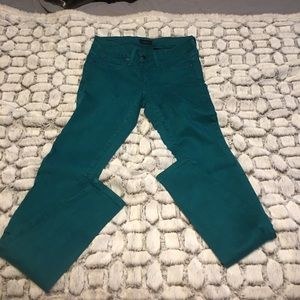 Emerald green Bebe. Size 28
