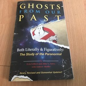 Other - Ghosts From Our Past Book