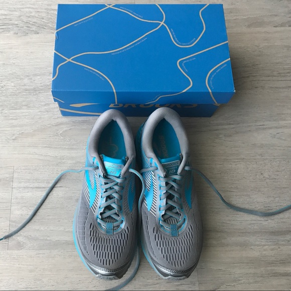 Brooks Shoes | Brooks Ghost Greyteal