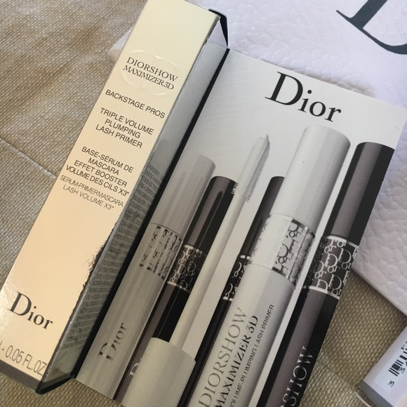 Dior Makeup - Dior samples